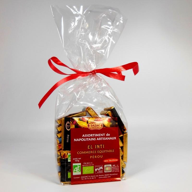 Assortiment chocolat napolitains