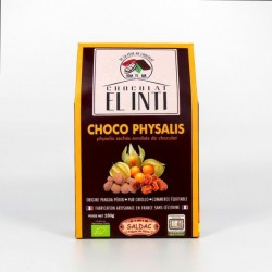 Balottin chocolat physalis
