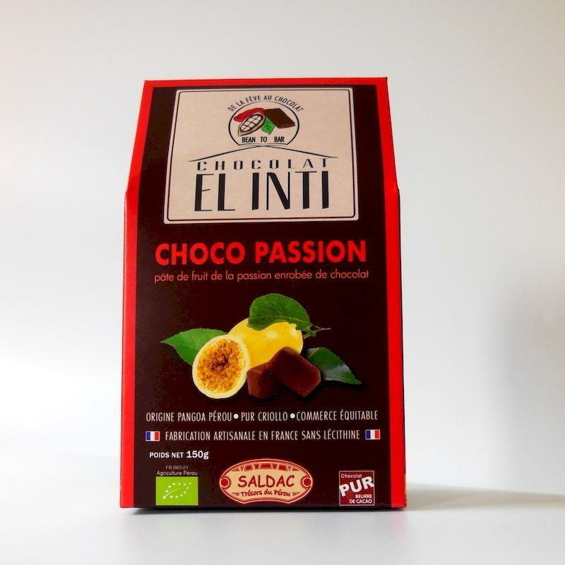 Dégustation choco passion El Inti