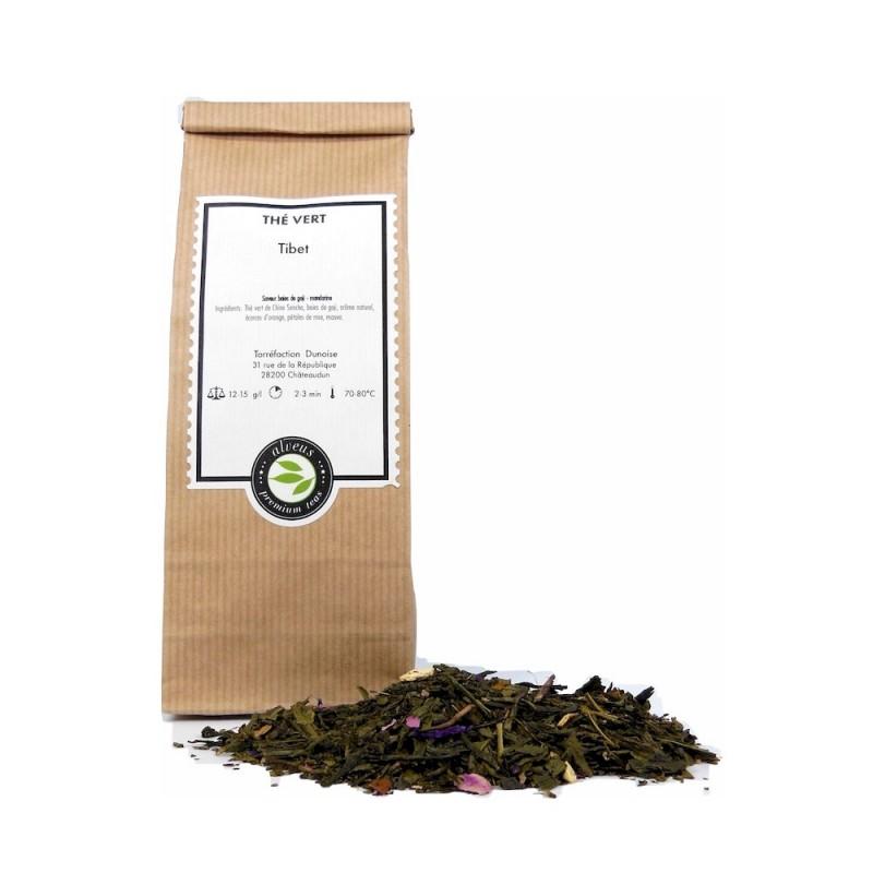 thé vert Tibet