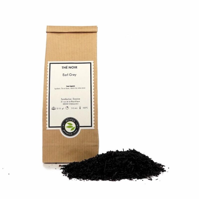 thé noir Earl Grey