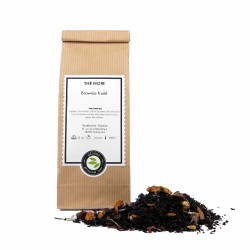thé noir brownie fruité