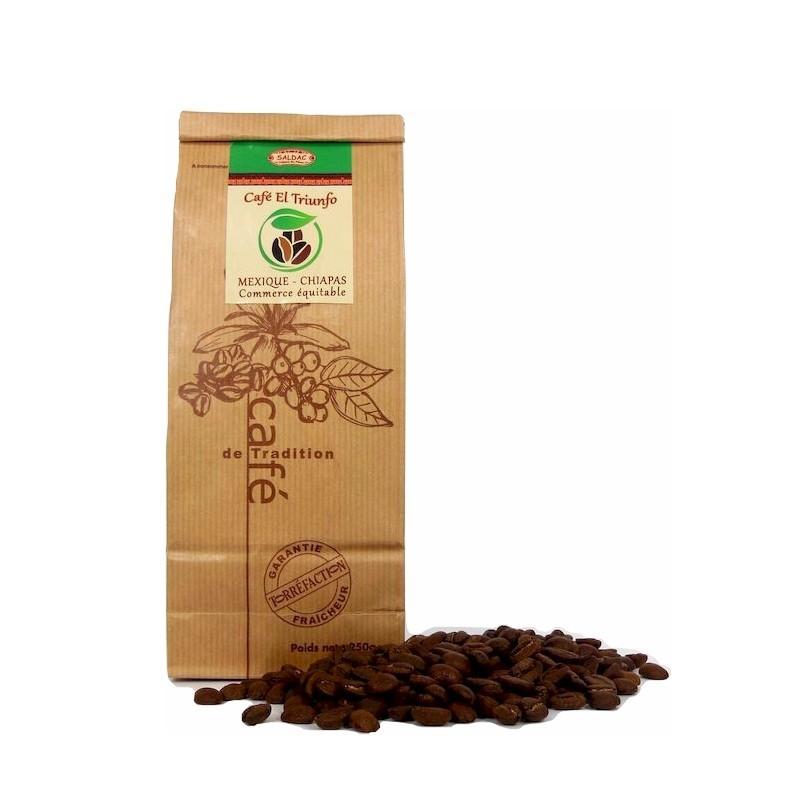 Café Mexique El Triunfo