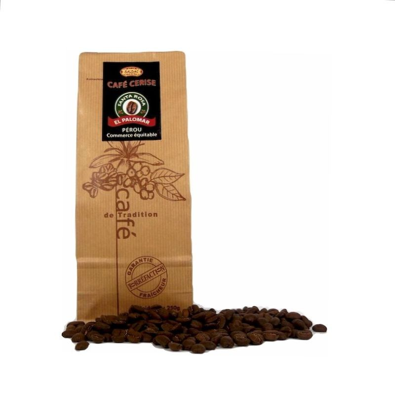 Café Pérou cerise El palomar