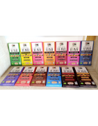 Tablette de chocolat noir, choisissez parmi notre variété de chocolats bios, natures ou parfumés