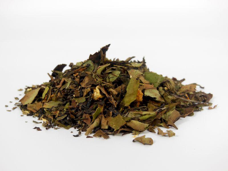 thé oolong bio
